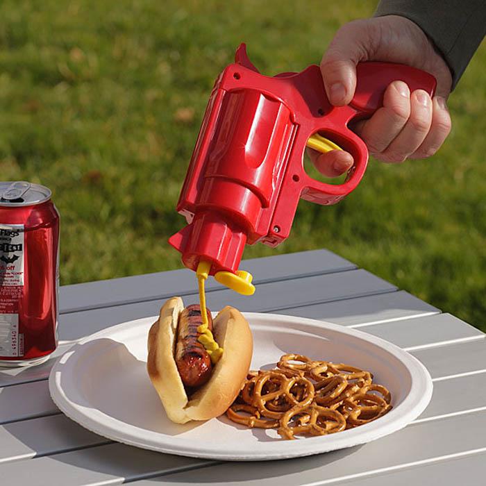Пистолет для соуса.