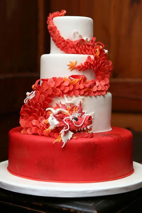 20 потрясающе красивых тортов.