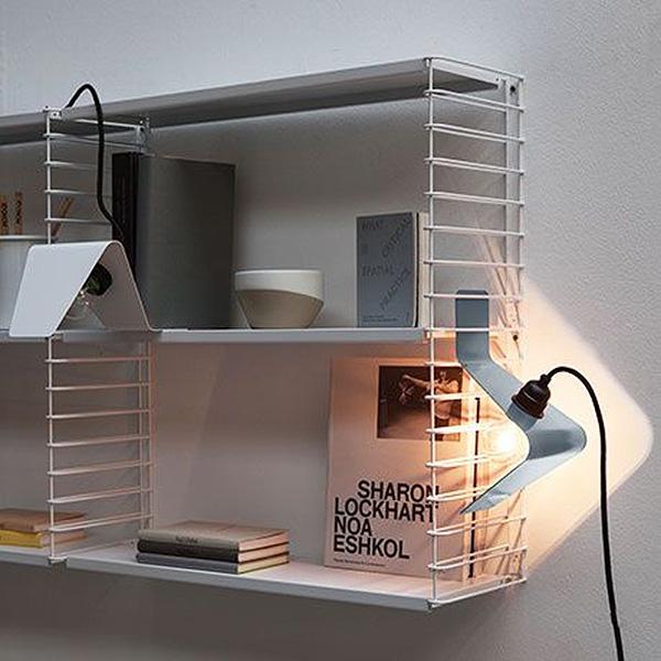 Оригинальные простые светильники.