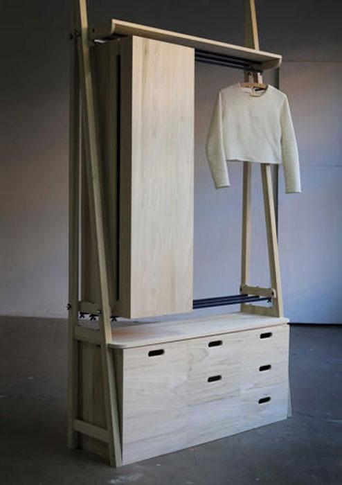 Мебель в стиле минимализм для маленьких квартир.