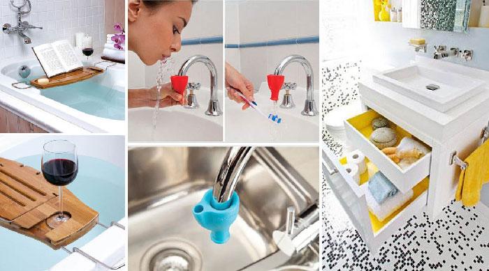 10 идей для ванной комнаты.