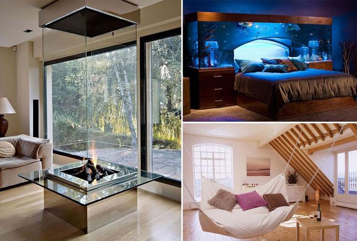 Невероятные идеи для преображения дома.