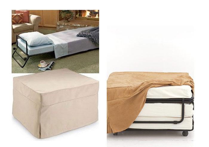 Складная кровать.