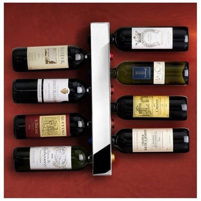 Стойка для 8 бутылок вина.