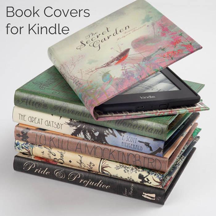 Обложки для Kindle.