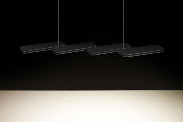 Минималистские светодиодные светильники.