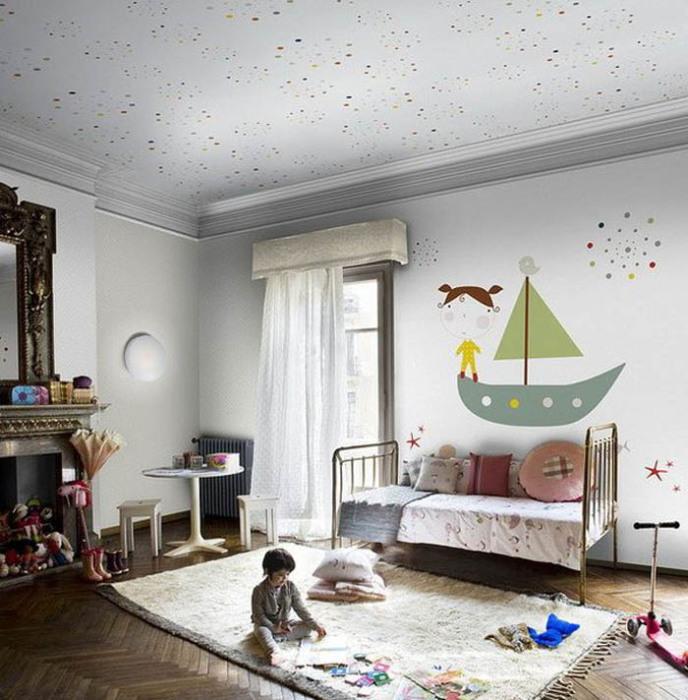 15 сказочных интерьеров детских комнат.