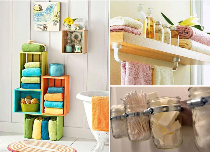 15 лайфхаков для интерьера ванной.