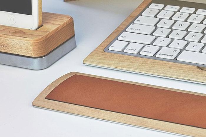 Клавиатура как необычная система хранения.