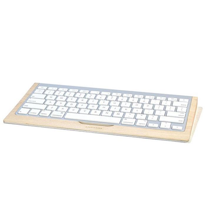 Теперь все мелочи можно убрать прямо в клавиатуру.