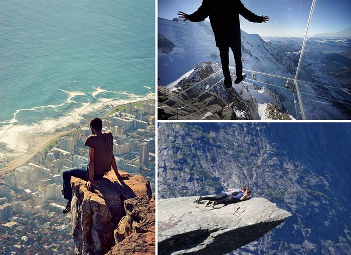 Самые высокие смотровые площадки в мире.