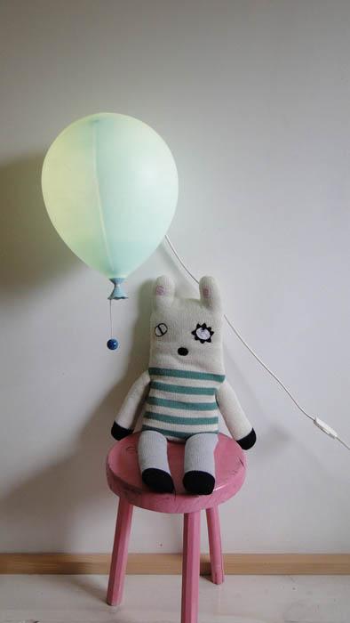 Ночник-воздушный шар.