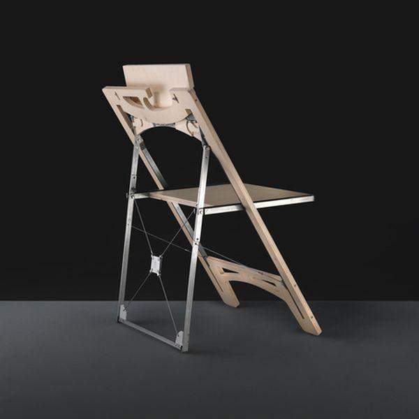 Складной стул.