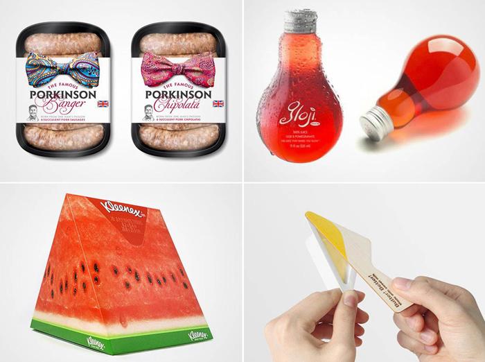 10 примеров оригинальной упаковки.