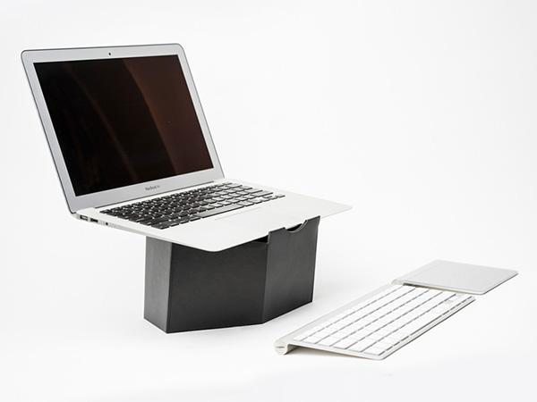Складная подставка для ноутбука.