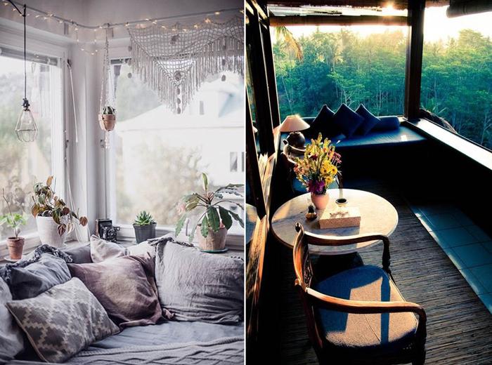 7 мест для уютного отдыха.