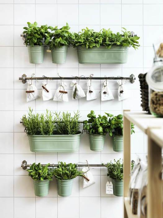 Горшки на стену для цветов купить