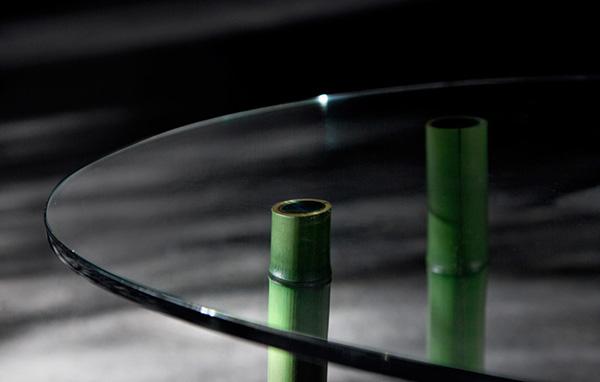 Бамбуковая мебель от Poetic Lab.