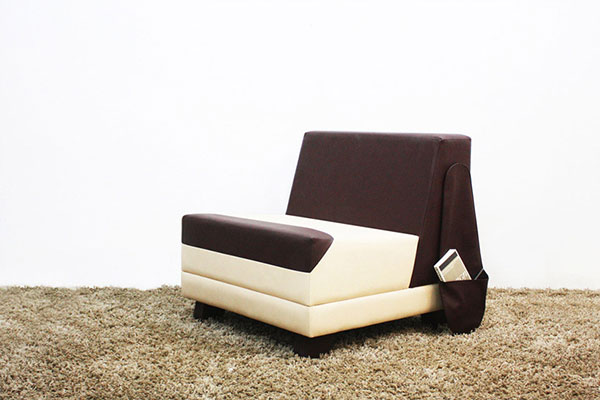Забавный диван Puppy sofa.