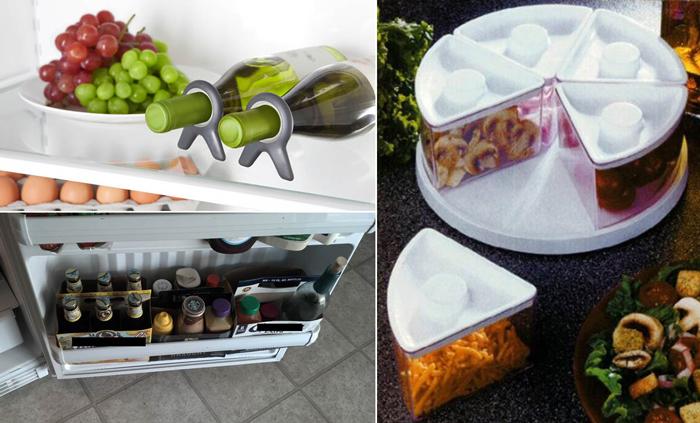 10 идея для организации холодильника.