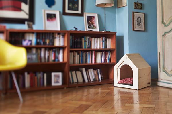 Домики для домашних животных от Rosi & Rufus.