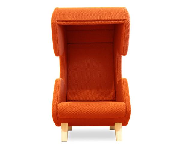 Оригинальные кресла от Ruud van de Wier.