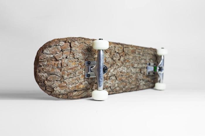 Новаторский дизайн скейтборда.