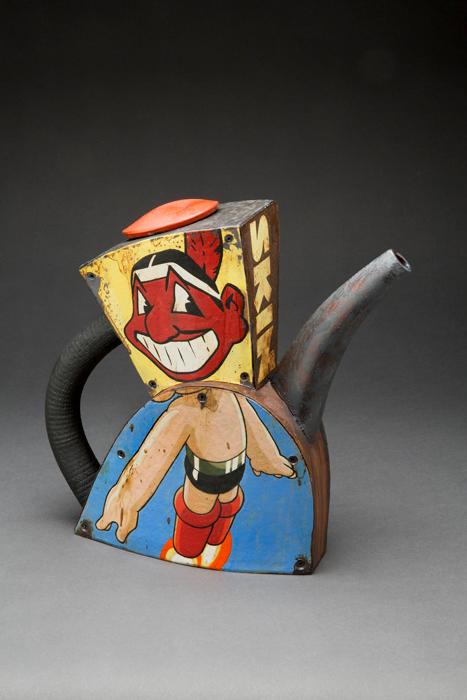 Чайники от Steve Hansen.
