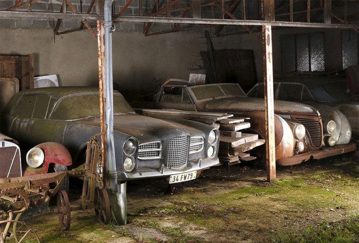 Автомобили, которые стоят целое состояние.