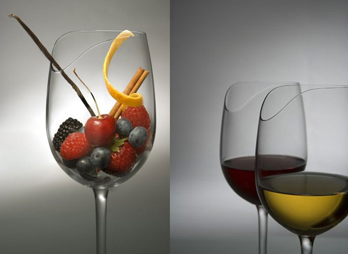 Винные бокалы для раскрытия аромата.