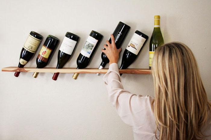 42Подставка под винные бутылки деревянные своими руками