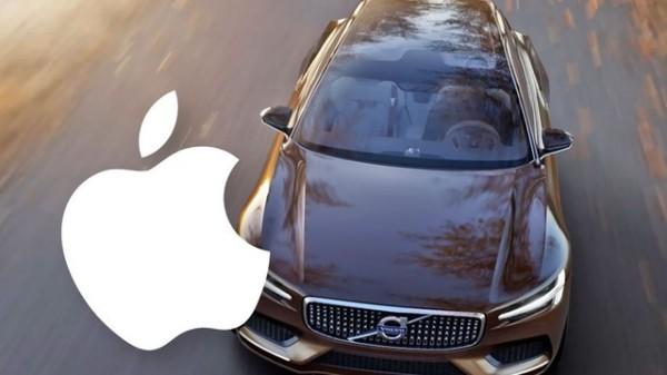 Apple CarPlay – теперь и в Volvo