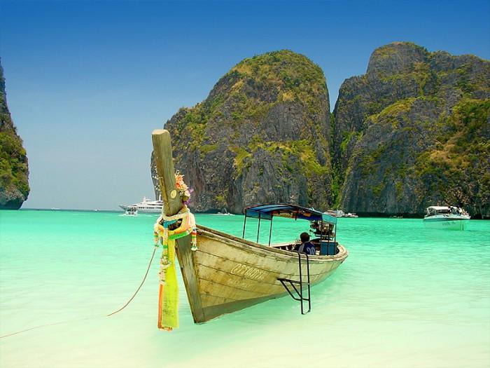 Ко Пхи-Пхи-Дон, Таиланд.