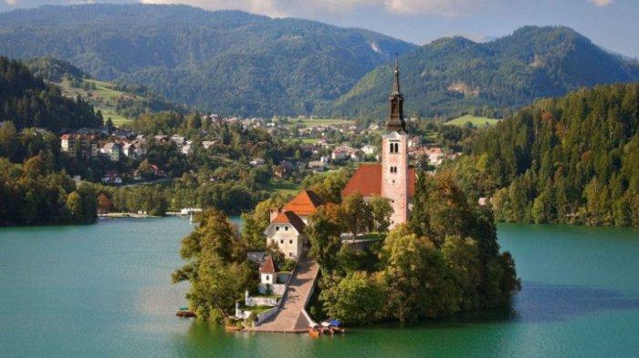 Блед, Словения.