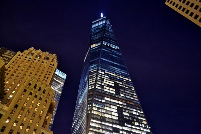 Всемирный торговый центр 1 (One World Trade Center).