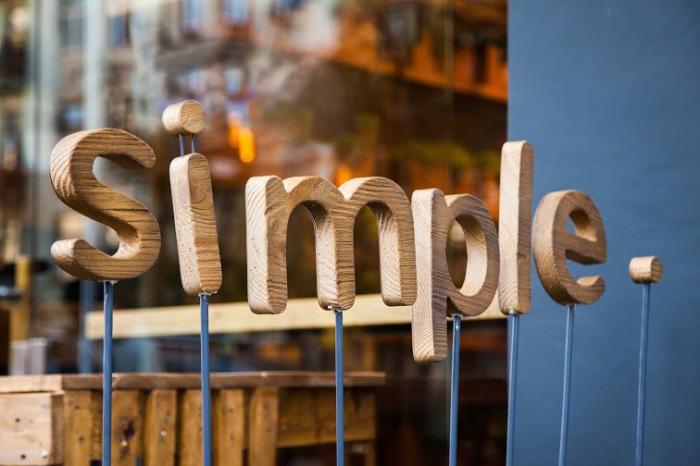 Уютное кафе здорового питания «Simple.».