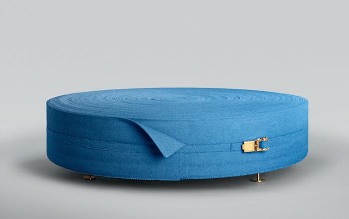 Неординарные предметы мебели от студии Fredrikson Stallard.