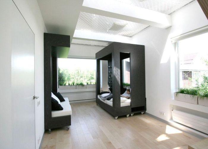Практичная мебель-трансформер от Ruetemple.