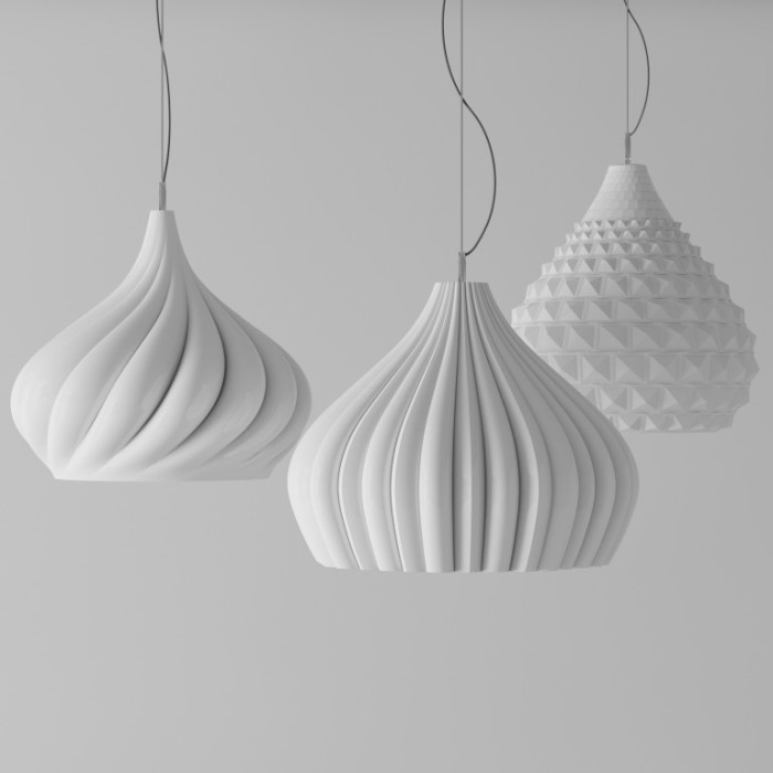 Коллекция изящных светильников от Энрико Занолла (Enrico Zanolla).