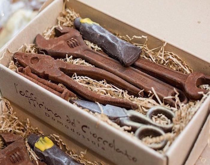 Коробка шоколадных инструментов.