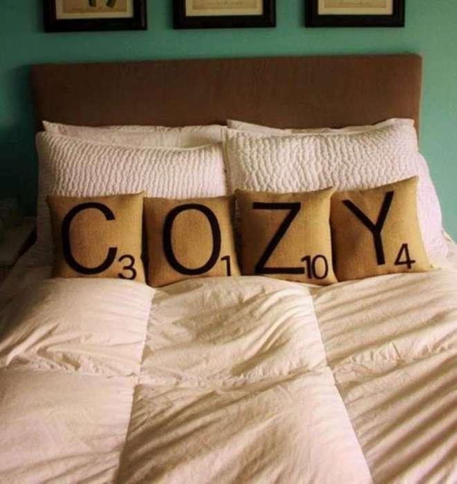 Кровать для любителей науки.
