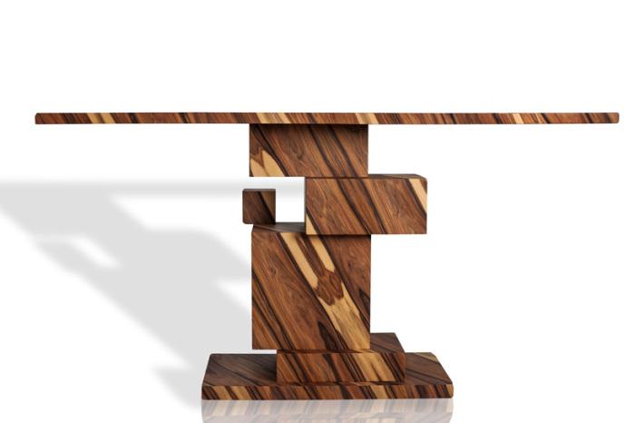 Необычный дизайн стола от Amarist.