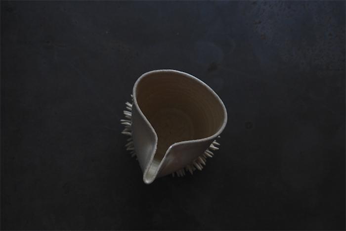 Миска неожиданной формы от миланского дизайнера.