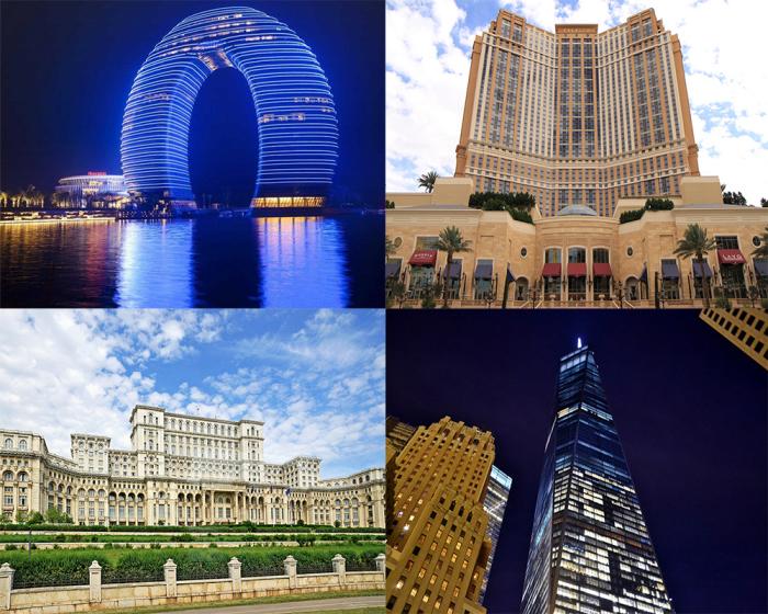 Самые неожиданно дорогие здания в мире.