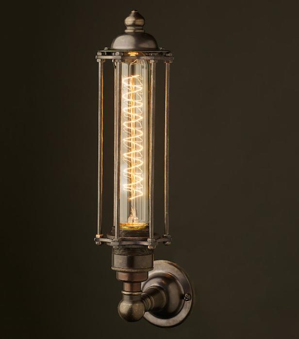 Необычные светодиодные светильники от австралийской компании.