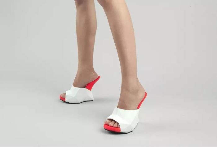 Дизайн женской обуви от Янне Киттанен (Janne Kyttanen).