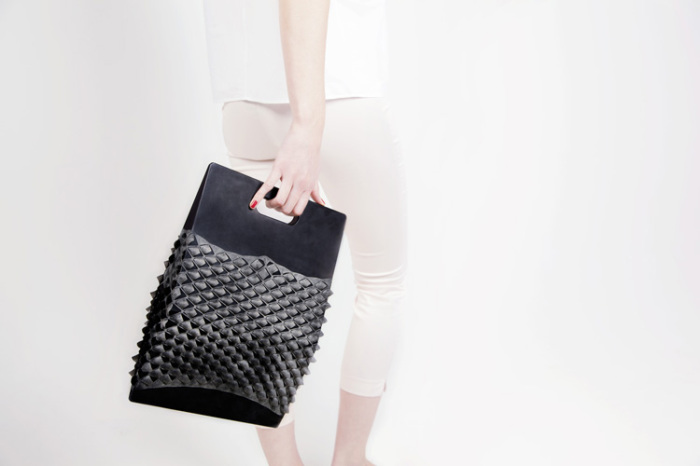 Изящная сумочка от Stella Derkzen.