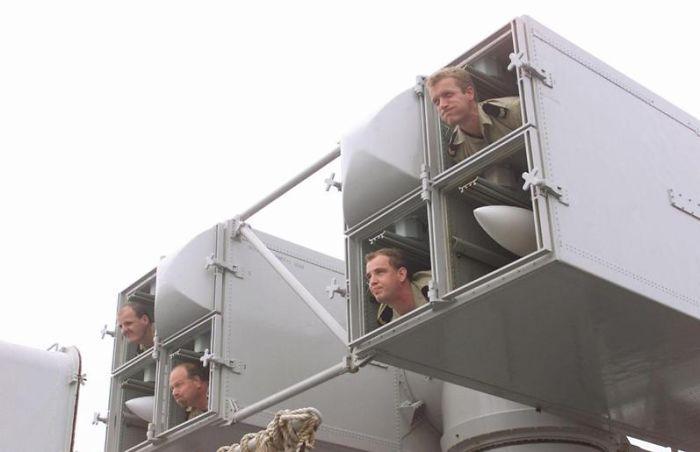 Солдаты вместо ракет.