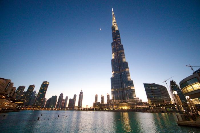 Бурдж-Халифа (Burj Khalifa).