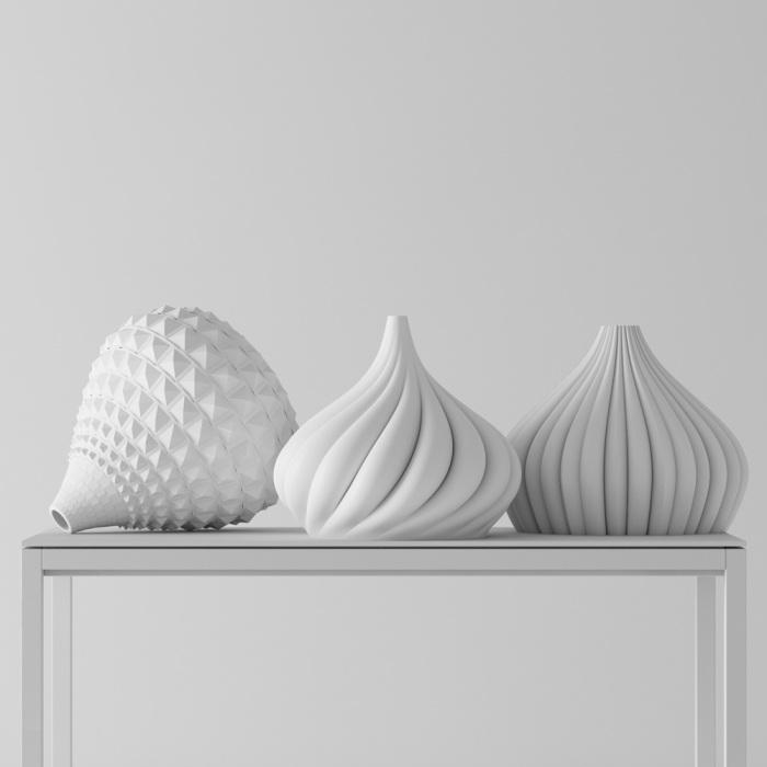 Светильники от итальянского дизайнера Энрико Занолла (Enrico Zanolla).